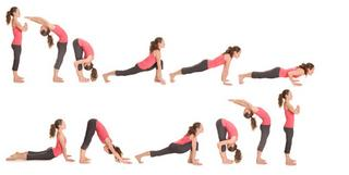 yoga home practice sequence for beginners  the sun